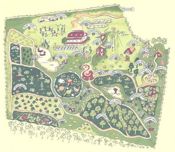 Les 25 meilleures id es de la cat gorie livre permaculture sur pinterest livre jardinage for Livre sur la permaculture