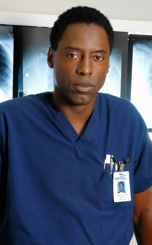 Isaiah Washington from TV Stars Whose Words Cost Them Their Jobs