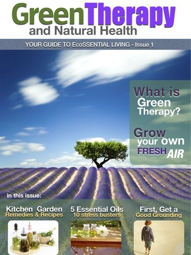 Newsstand magazine for iPad! This is really interesting http://itunes.apple.com/us/app/green-therapy-natural-health/id540564673?ls=1=8
