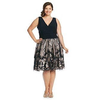 Product S L Fashions Plus Size Sleeveless Taffeta Dress Fashion Taffeta Dress Plus Size Fashion
