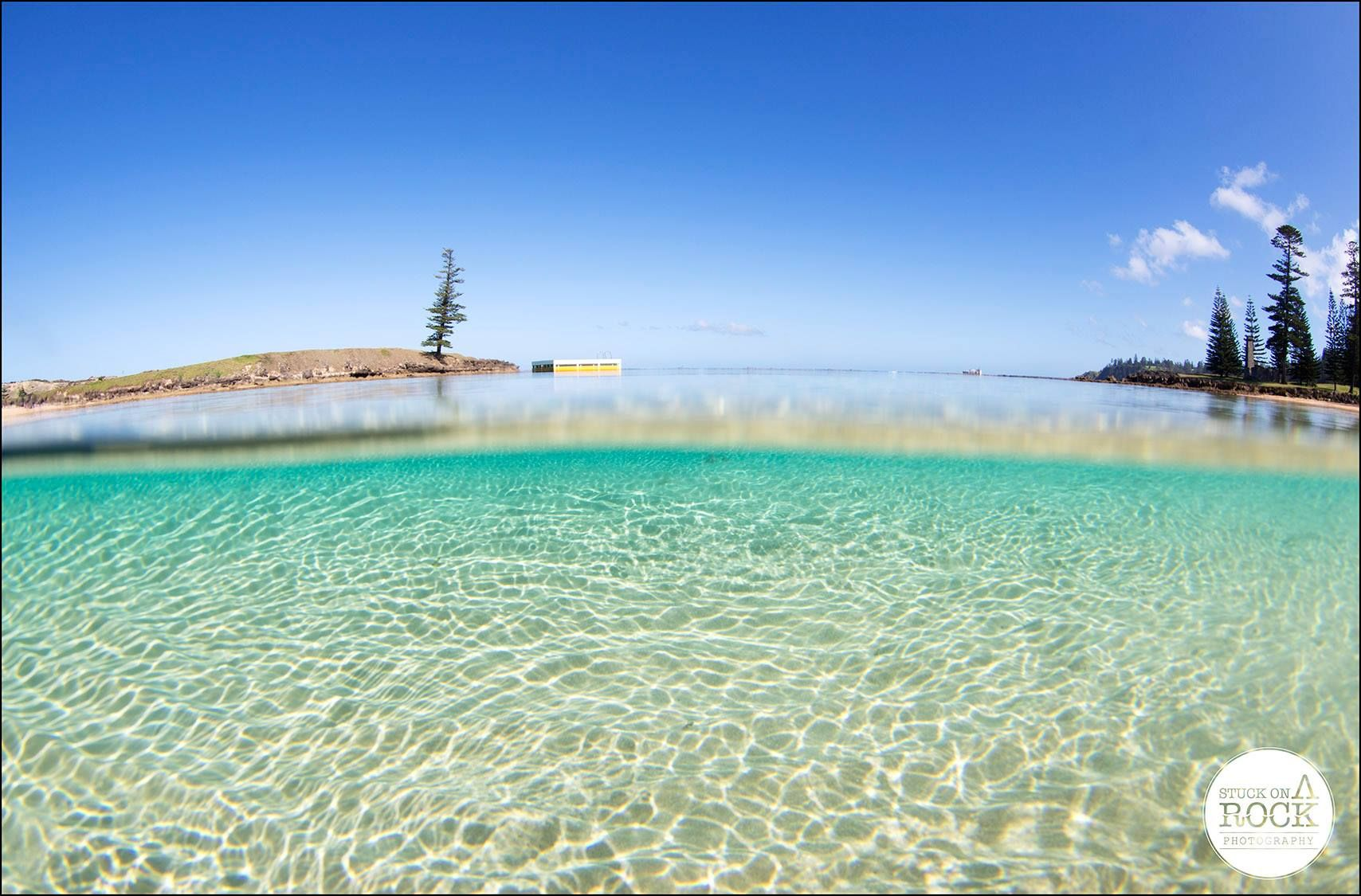 how to call norfolk island