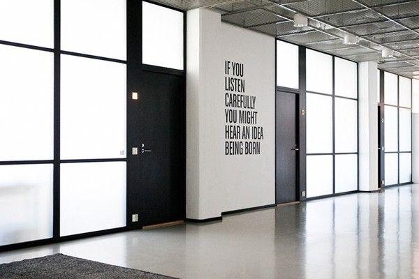 Listen to the Ideas #Creative #Marketing #Media Joanna Laajisto - emmas designblogg