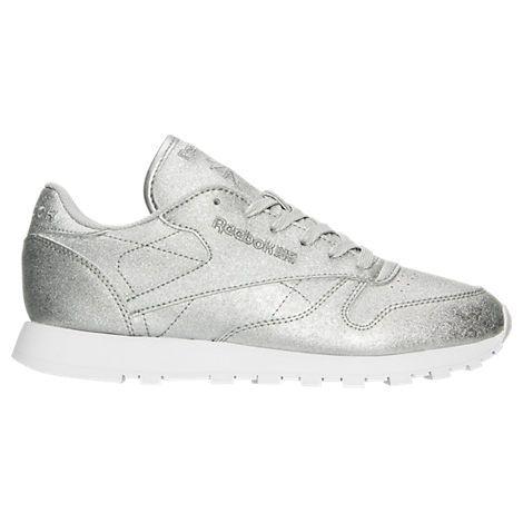 women's reebok classic leather gum casual shoes  reebok