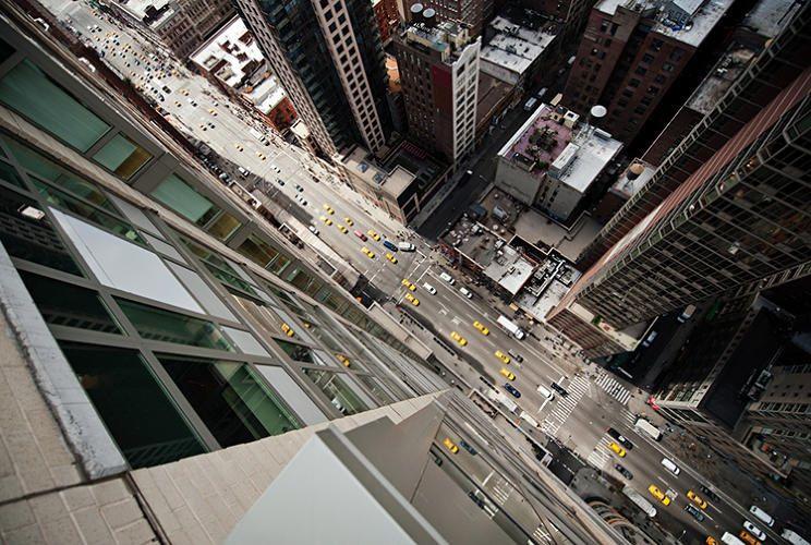 New York vista dall'alto dei suoi grattacieli - Focus.it