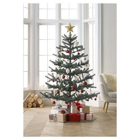 5ft Unlit Artificial Christmas Tree Balsam Fir : Target | Holidays ...