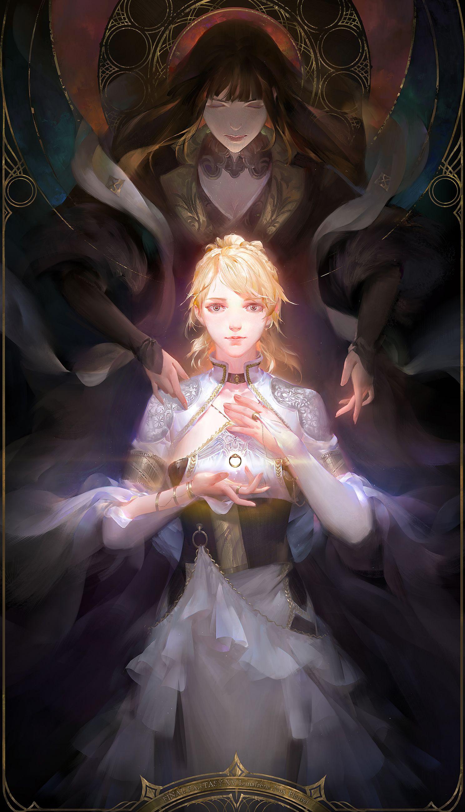 AnimeAddicts Képgaléria F Final Fantasy Final