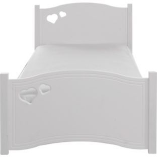 Best Buy Mia Single Bed Frame White At Argos Co Uk Your 400 x 300