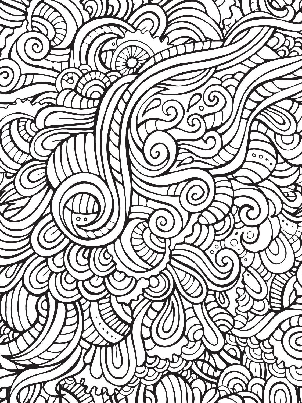 Color Mind Nº2 | Mandalas, Colorear y Pintar