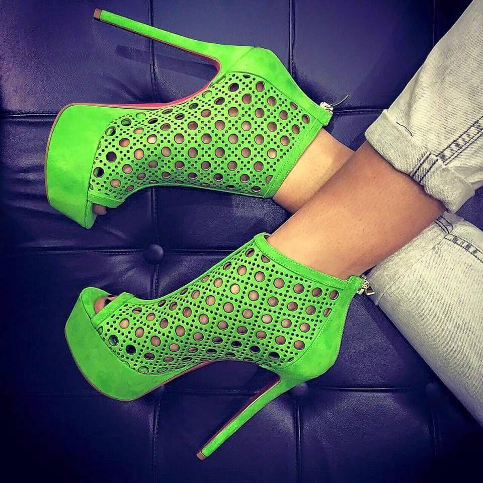 Que verde!