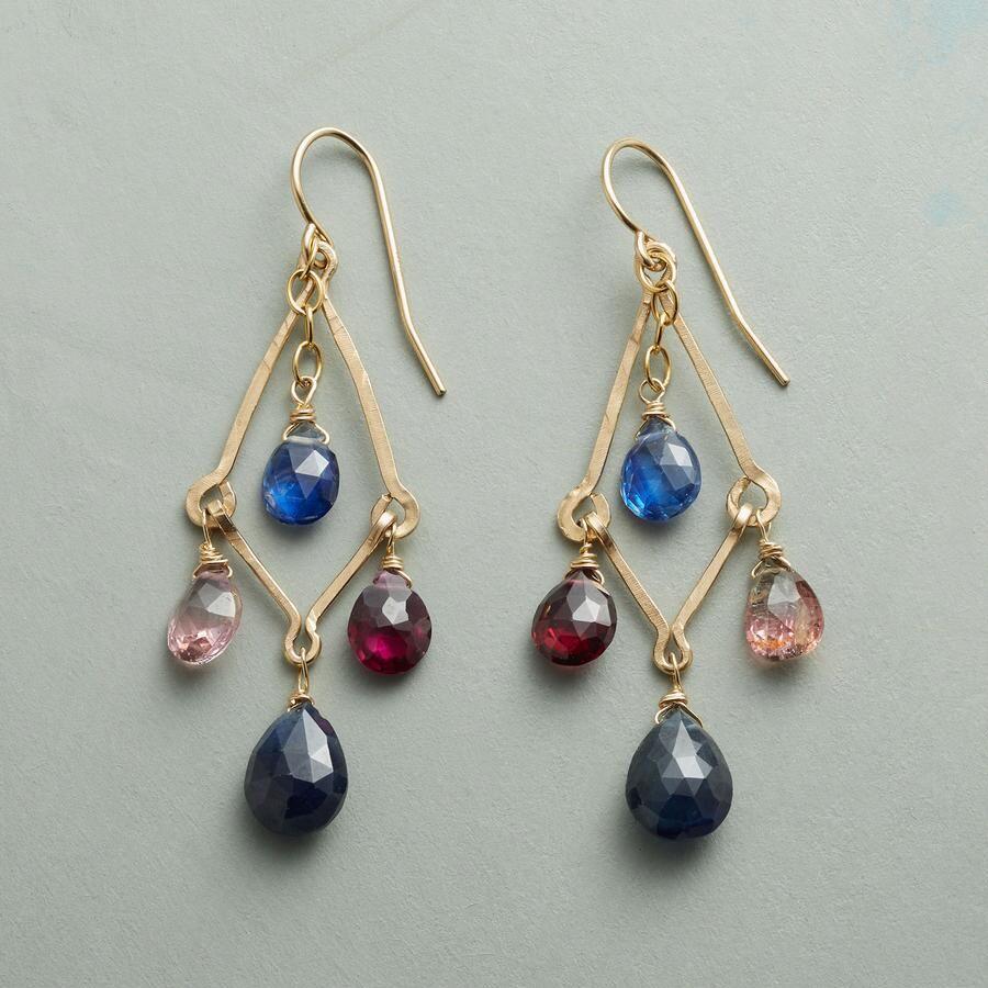 HAND IN HAND EARRINGS | Joyería | Pinterest | Jewelry ideas, Beads ...