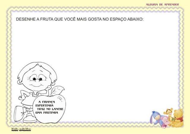 100 Atividade Maternal Alegria De Aprender Para Imprimir Gratis