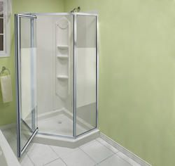 Maax 174 38 Quot Summit Neo Angle Shower Kit Model Number 300006