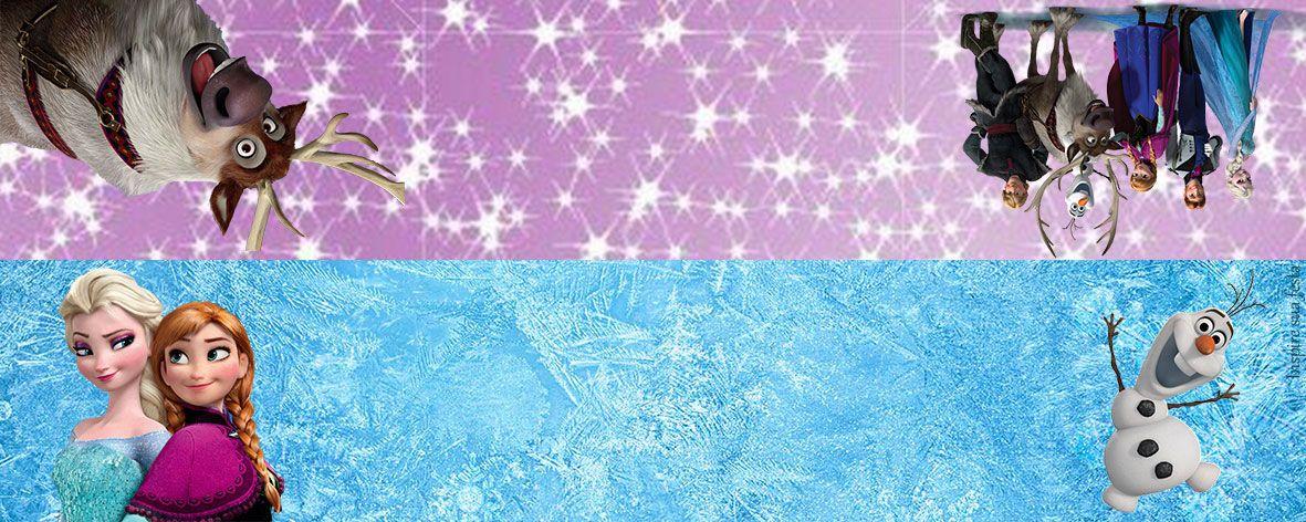 Frozen Kit 2 Kit festa grátis para imprimir Blog