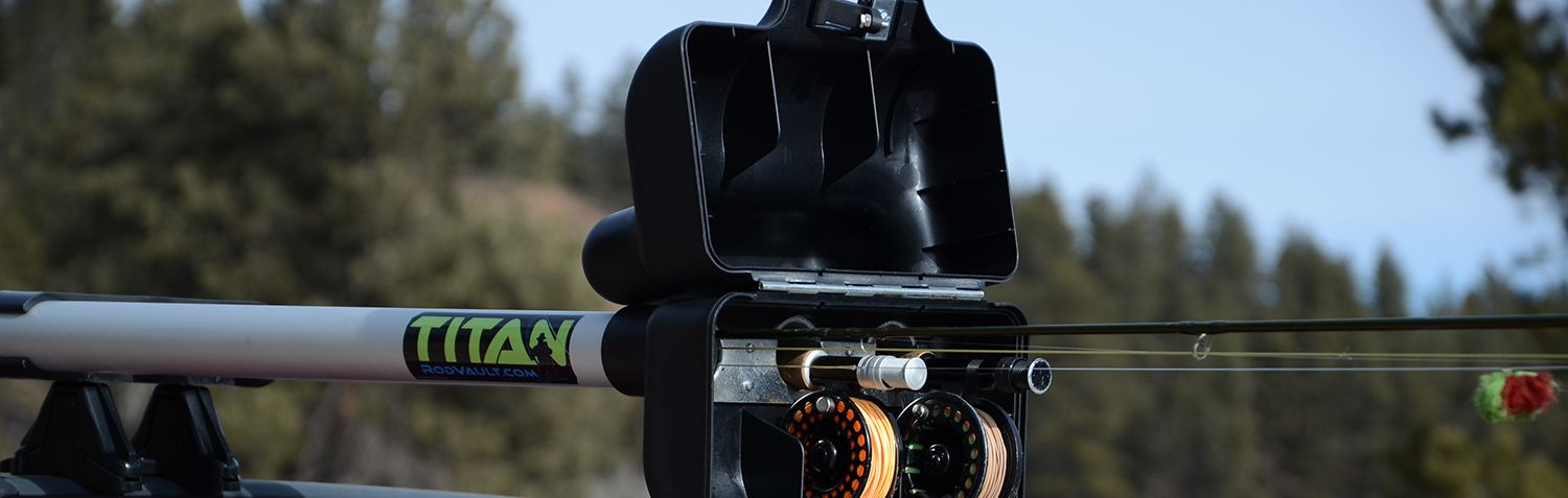 Fly Fishing Rod Carrier The Rod Vault from (With images