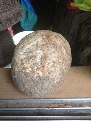 Identify an Unopened Geode | Ideas | Geode rocks, Rock
