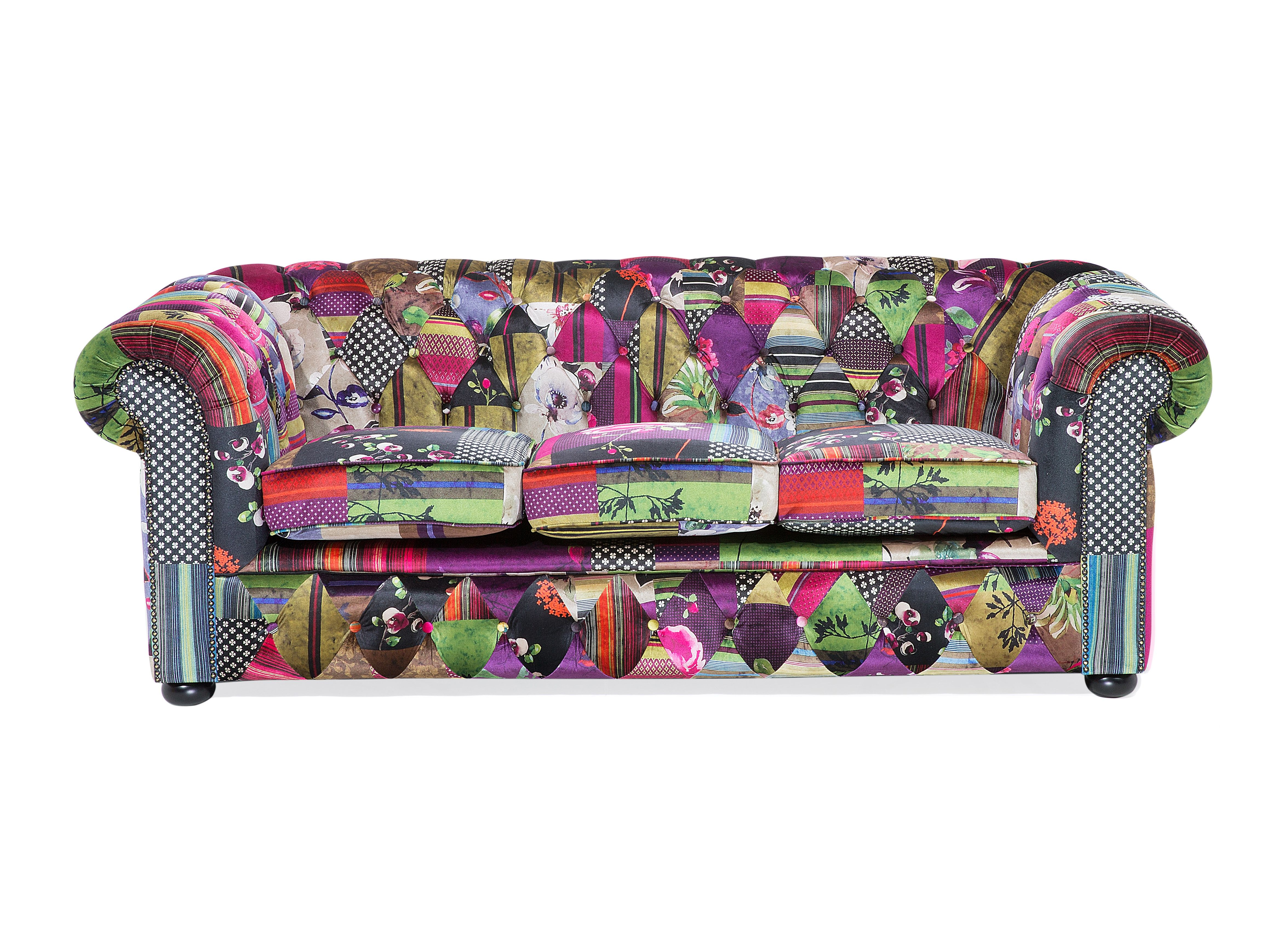 Chesterfield Sofa Patchwork  Russcarnahancom