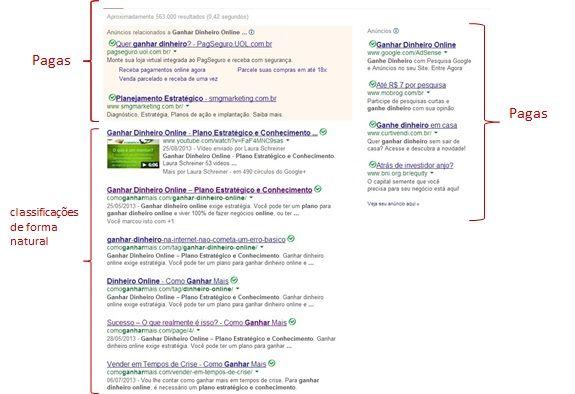 Search Engine Marketing ou SEM É similar ao SEO, mas se concentra mais na promoção de um blog. As técnicas de SEM, geralmente incluem SEO natural, mas quase sempre inclui publicidade paga.