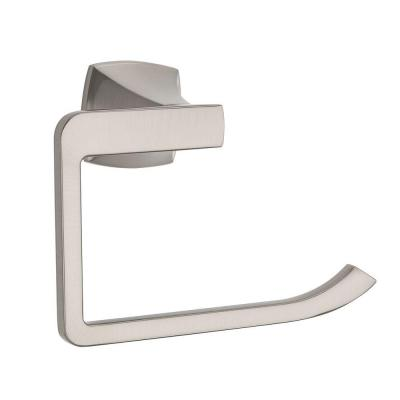 Pfister Venturi Towel Ring In Brushed Nickel Brb Vn0k The Home Depot Tub And Shower Faucets Towel Rings Pfister