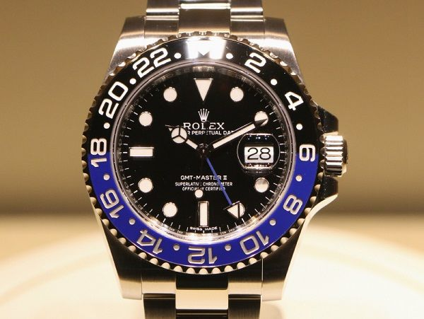 Rolex Gmt Master Ii And Platinum Daytona Unveiled Beauty In A