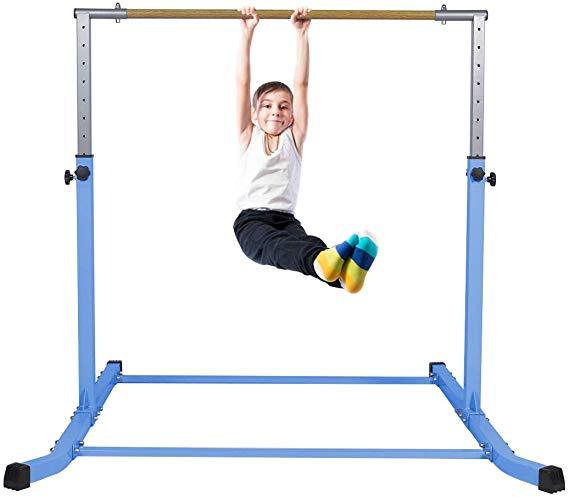 Amazon Com Gymmatsdirect Gymnastics Junior Training Bar Pro
