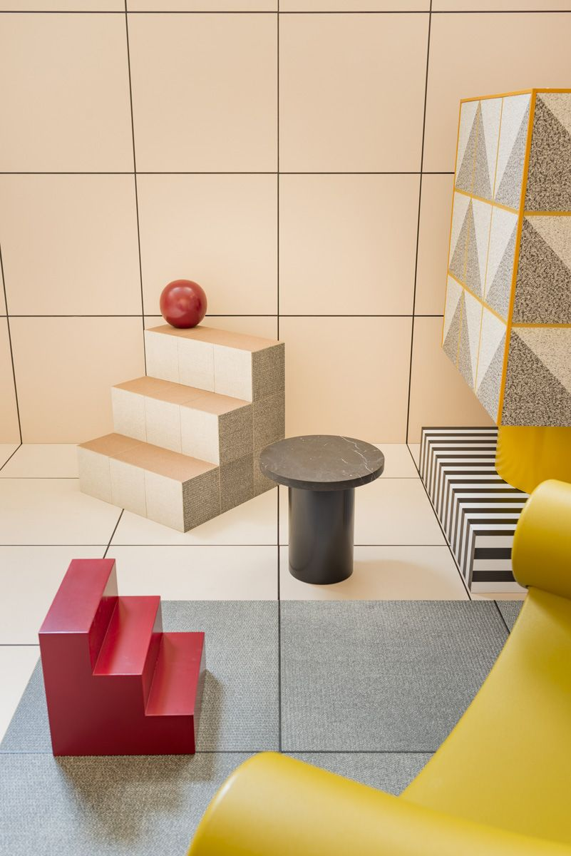 Refin Ceramiche's Twist Collection by Studiopepe | Trendland