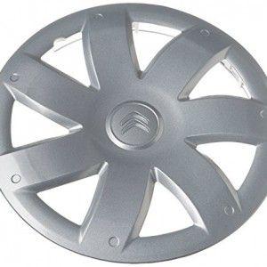 Citroen 9406F8 Wheel Trims Covers, 15-inch