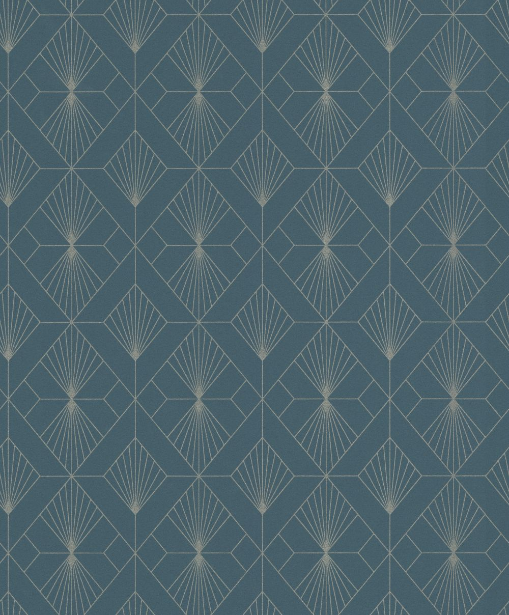 Scott by Albany Blue Wallpaper 620924 Blue