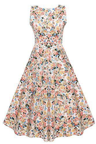 ACEVOG Women's Retro V-Neck 1950'S Vintage Bridesmaid Par... https://www.amazon.co.uk/dp/B014J0D1VG/ref=cm_sw_r_pi_dp_x_BQnxybPBJSG3E