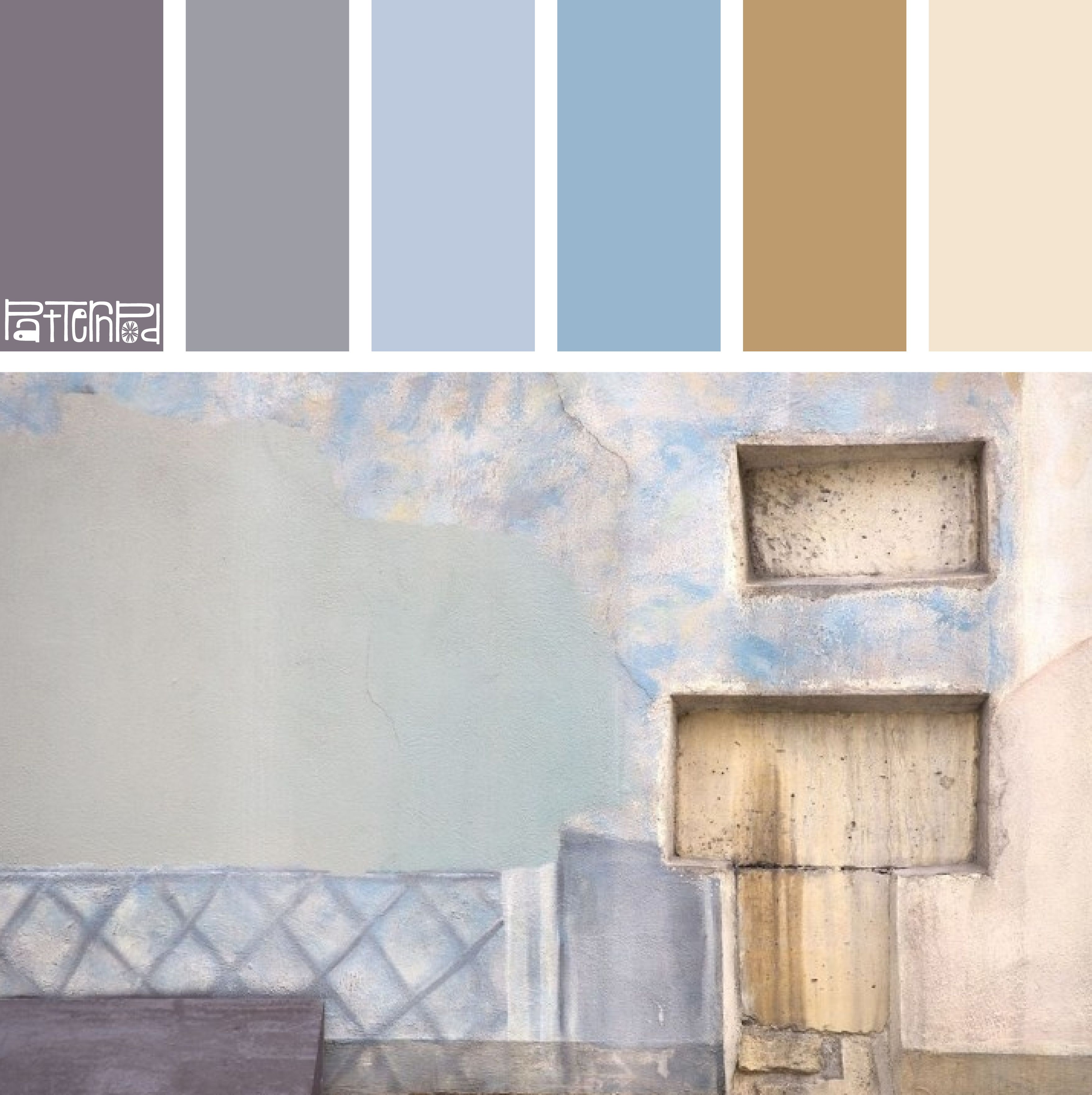 Interior wall texture seamless painted pale patternpod patternpodcolor color colorpalettes