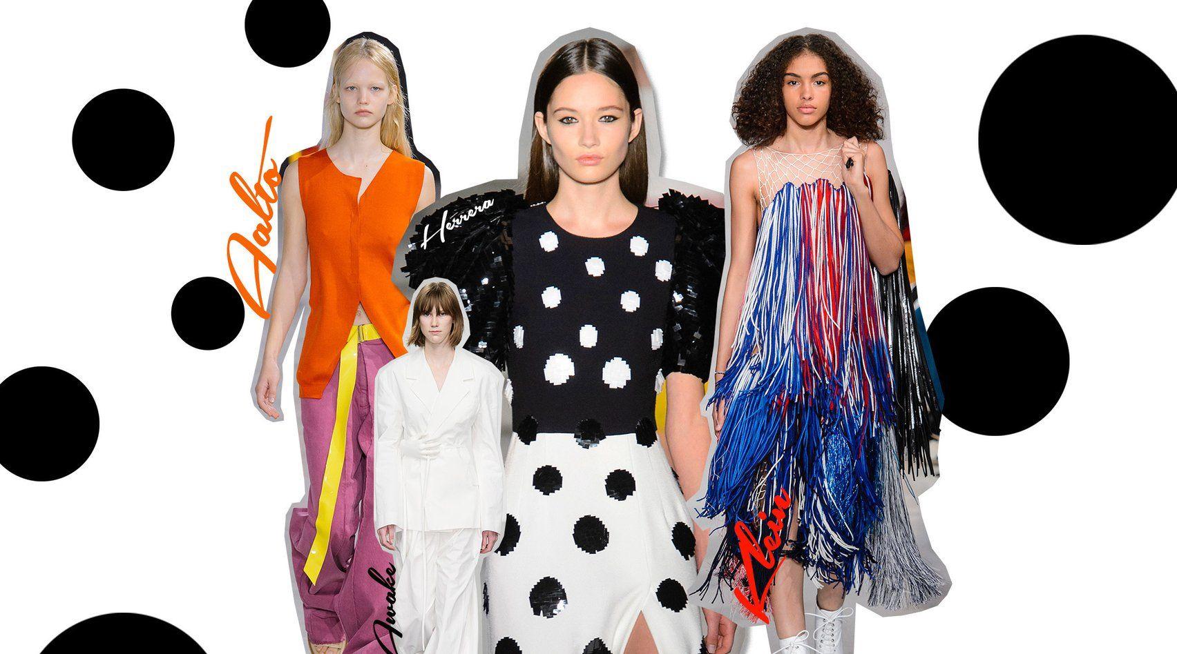 Die 10 wichtigsten Modetrends für den Frühling 2018 ...
