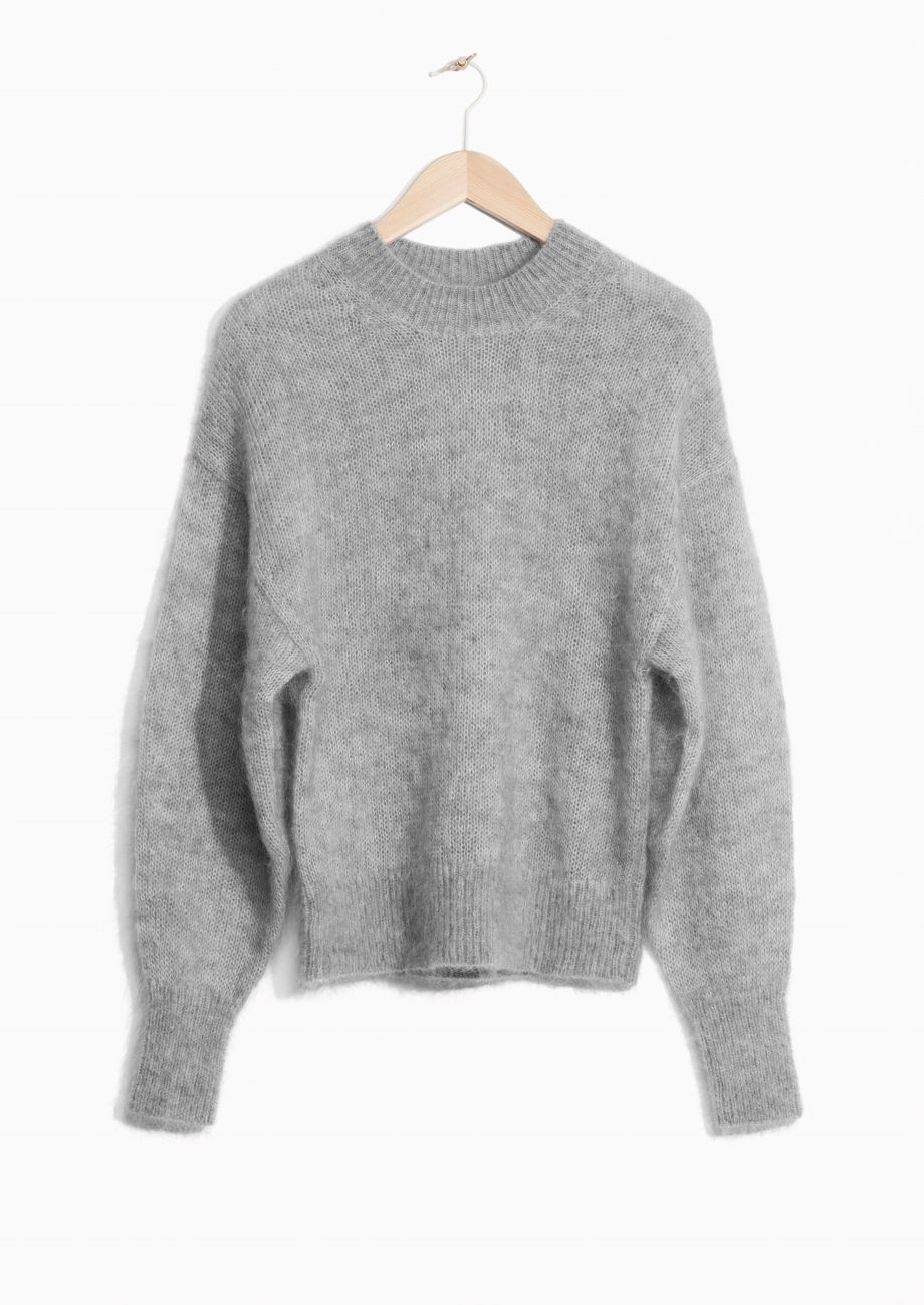 691ad6e86637   Other Stories Mohair Wool Blend Sweater in Grey  80