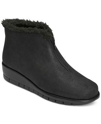 Aerosoles Nonchalant Cold Weather Booties - Winter & Rain Boots - Shoes - Macy's