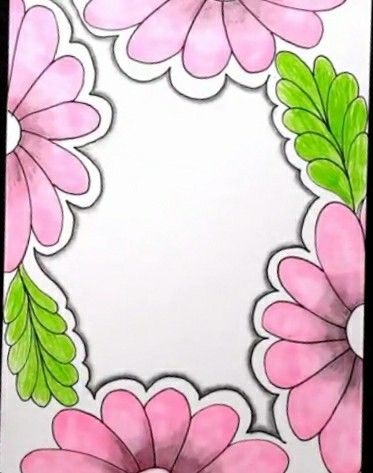 Open also pin by lolo jamea on notebook border design page borders rh pinterest