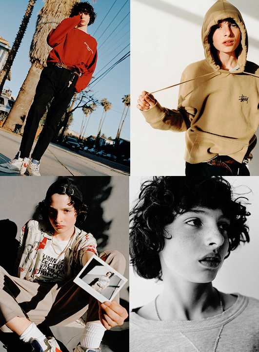 I M Not Really Sure That I M A Role Model Yet Because I M Not Exactly Old But It S Cool To Have Kids Lookin Finn Stranger Things Stranger Things Celebrities