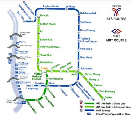 What To Do In Bangkok - A 3 Day Itinerary | BTS, Bangkok and ...