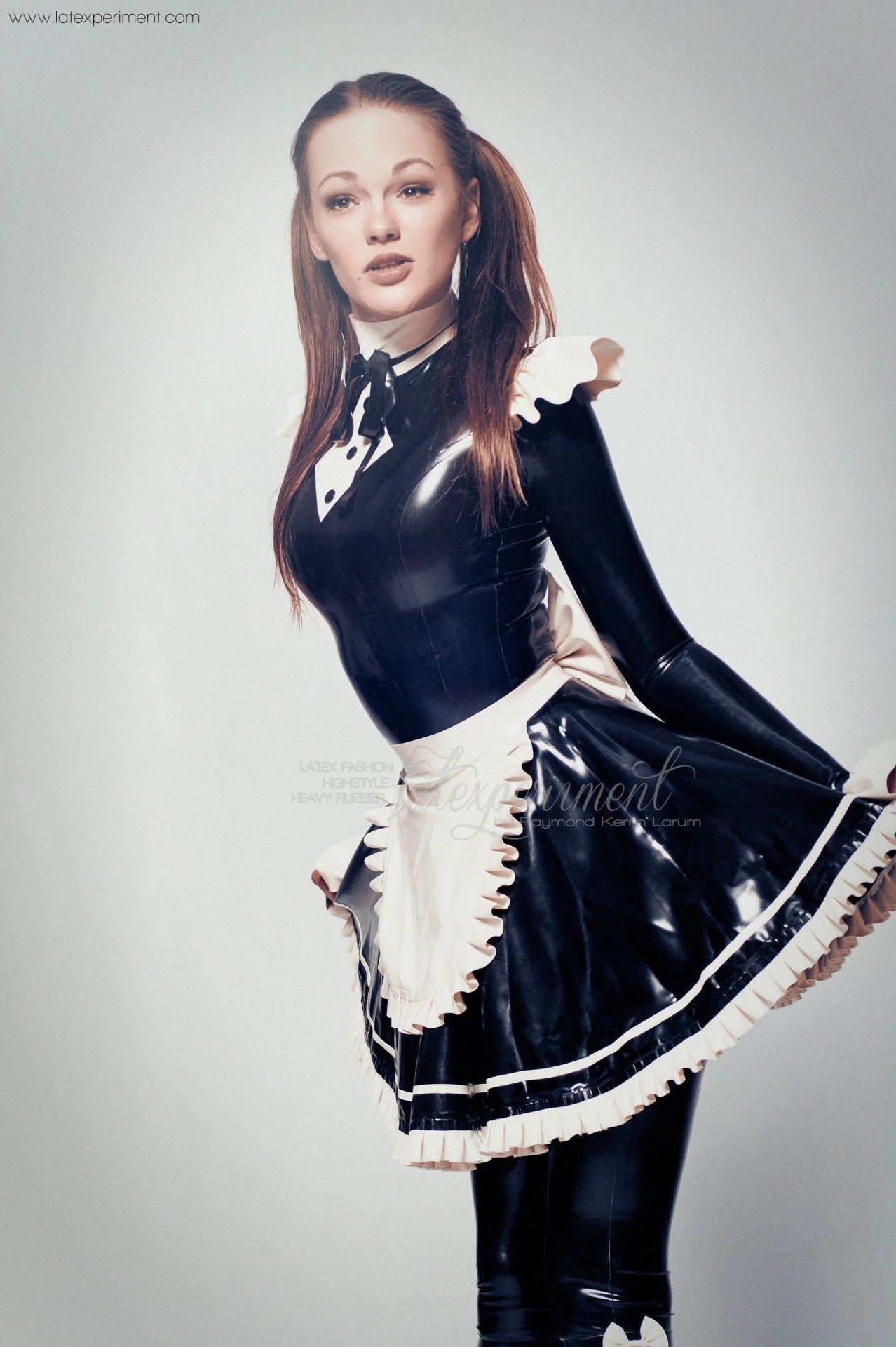french maid dress porn