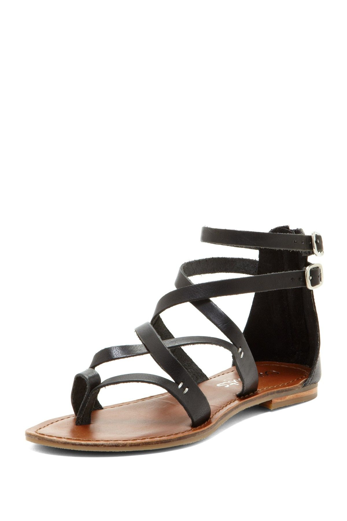 bbfce4397 Coconuts by Matisse Terra Crisscross Sandal | Fashionista | Shoes ...