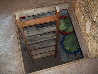 Crawl Space Root Cellar Root Cellar Storage Root Cellar