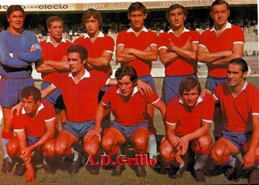 1971 Arriba: Santoro, Raimondo, Comisso, Sa, Lopez y Pavoni; Abajo: Balbuena, Pastoriza, Giachelo, Mircoli y Gennoni