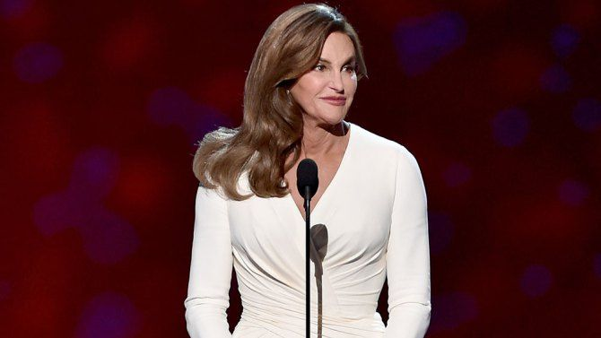 Caitlyn Jenner Gives Poignant Speech at ESPYS: 'Trans People Deserve Your Respect'