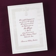 Ensure Your Religious Confirmation Invitations Wordings Are In Formal Format