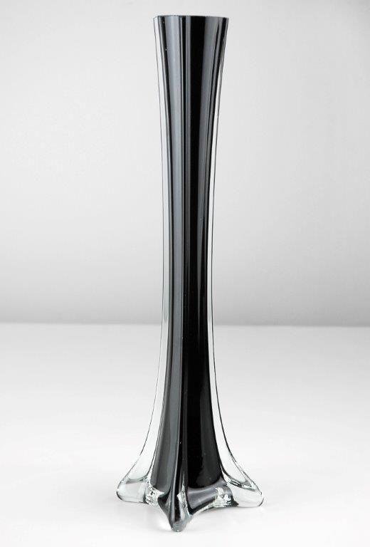 Eiffel Tower Vase 12in Black Halloween Wedding Pinterest