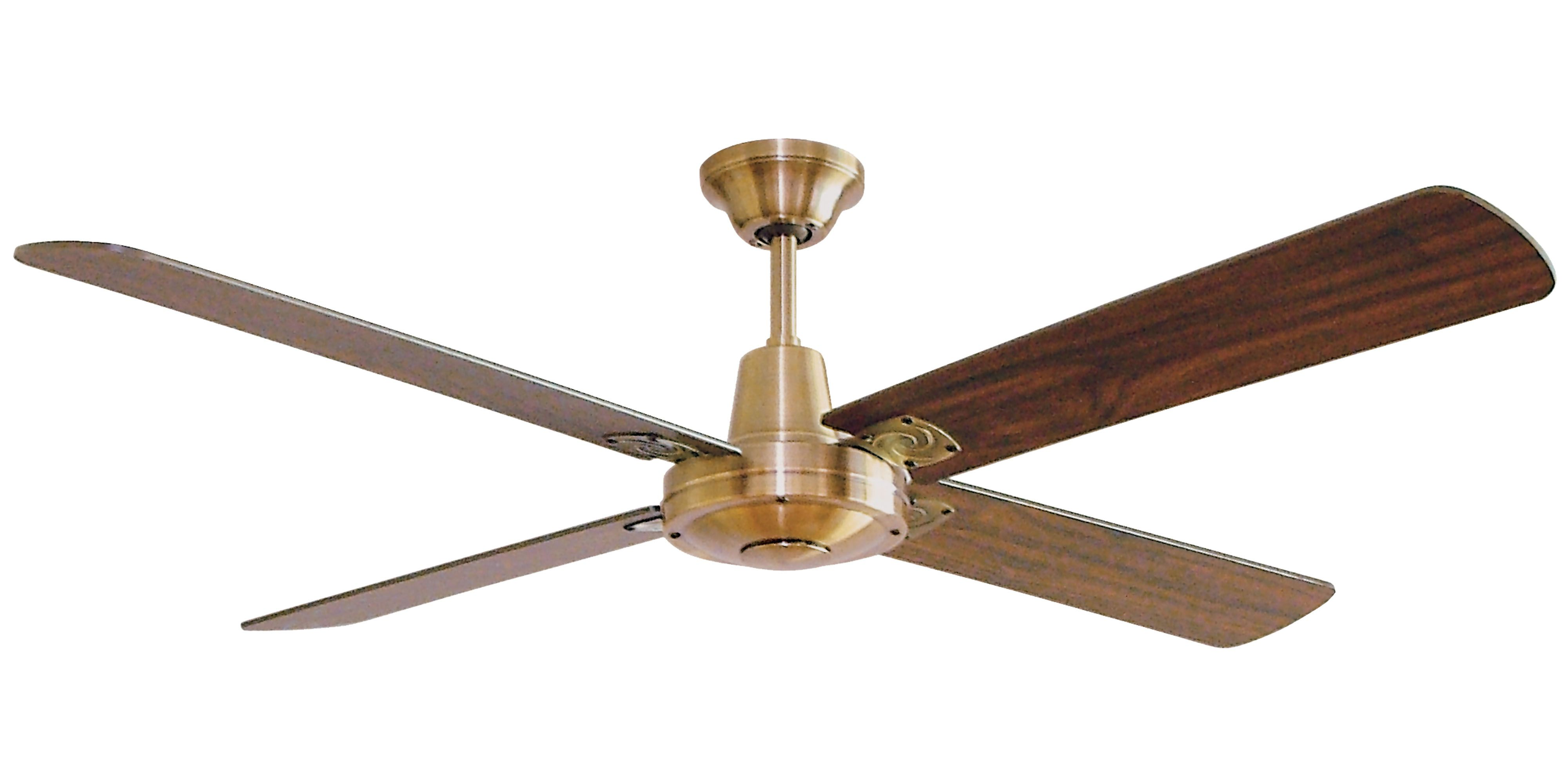 """The Typhoon Timber 1320mm 52"""" ceiling fan range is a quality"""