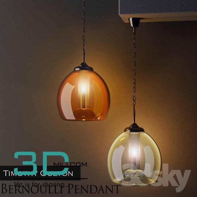 261. Ceiling Light 261 3D Models Free Download