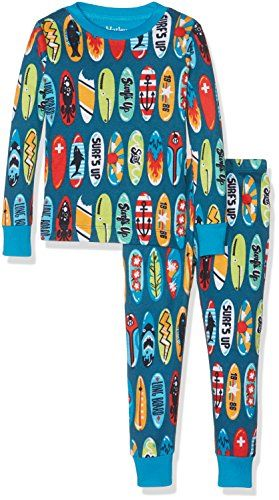 57780f56baab37 Hatley Little Boys Organic Cotton Long Sleeve Printed Pajama Set Surf Board  3 -- Read more at the image link.Note:It is affiliate link to Amazon.