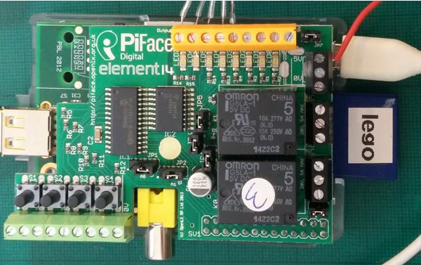 Swell Control Your Christmas Lights With A Raspberry Pi Piface Wiring Cloud Pimpapsuggs Outletorg