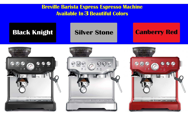 Breville Barista Express Espresso Machine Reviews Crate And Barrel Home Espresso Machine Espresso Machine Reviews Espresso