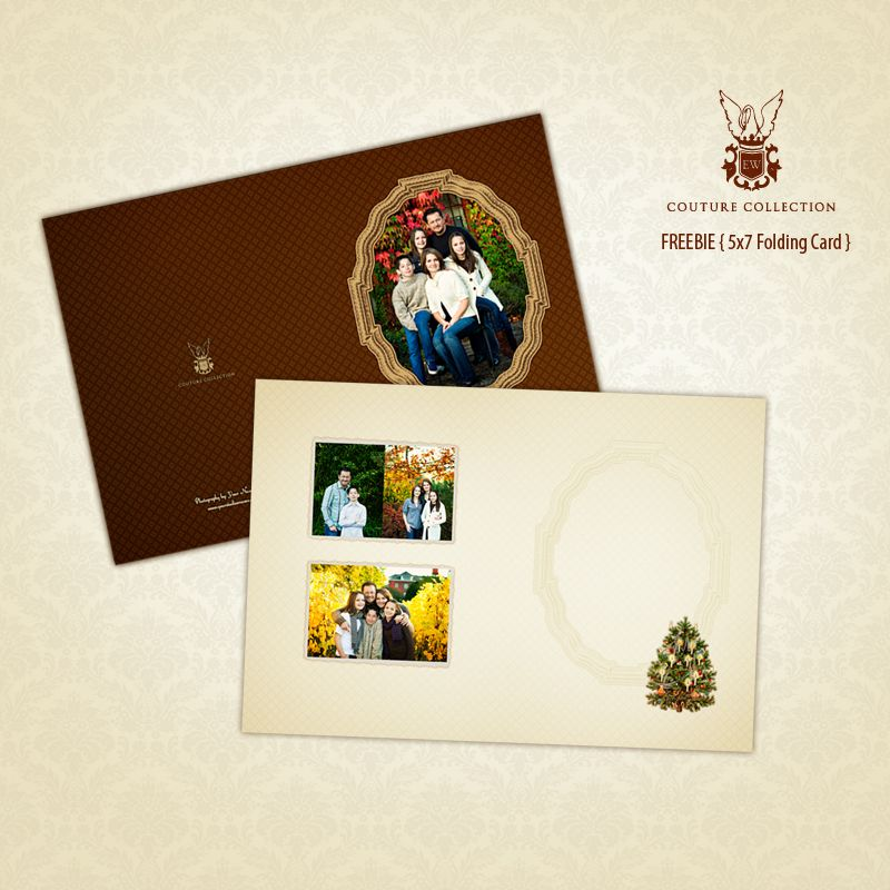 Free Holiday Cards Referral Cards Photoshop Actions And Lightroom Presets Mcp Actions Free Holiday Cards Holiday Card Template Free Holiday Card Templates