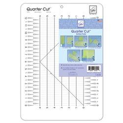 Quarter Cut Quilting Ruler Quilting Rulers Quilts Ruler