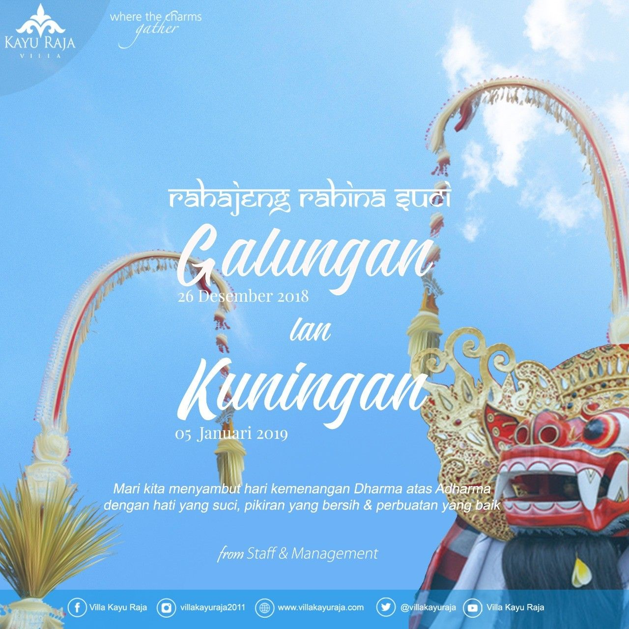 Pin di Events and Greetings